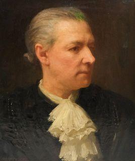"Sir Isaac Cooke, ""Gentleman in Silk Cravat"""