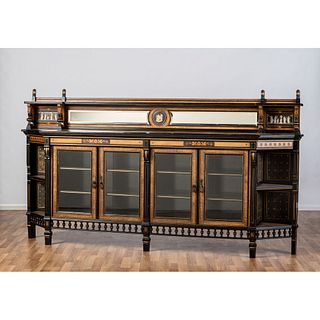 Attributed to James Lamb, Fine Aesthetic Movement Sideboard