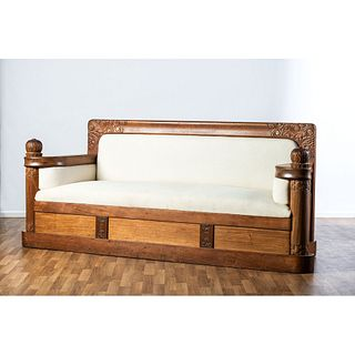 Attributed to Thorvald Bindesbøll, Sofa
