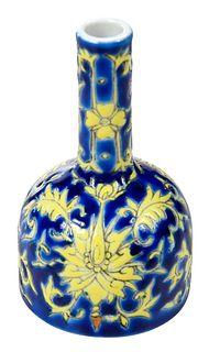 Chinese Porcelain Enameled Miniature Bottle