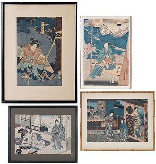 Utagawa Kunisada I & II
