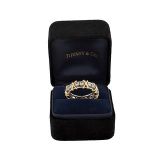 Tiffany & Co Schlumberger Ring