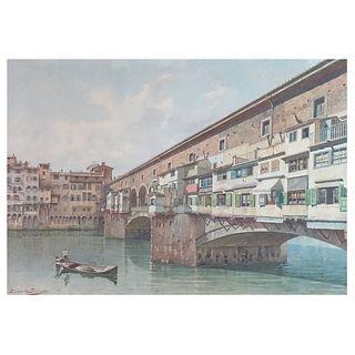 Ernesto Bensa, Italian (19th C.)
