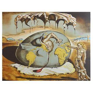 After: Salvador Dali, Spanish (1904-1989)
