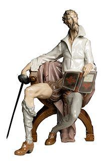 Lladro #1269 'Man of la Mancha' Figurine