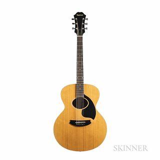 Epiphone NV-180 Acoustic Guitar, c. 1977