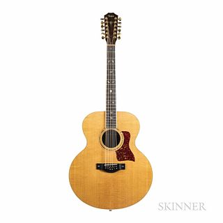 Taylor 855 Custom Wide Twelve-string Acoustic Guitar, 1985