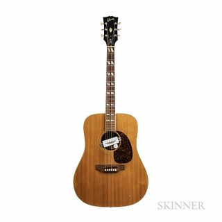 Gibson SJN Country-Western Acoustic Guitar, c. 1970