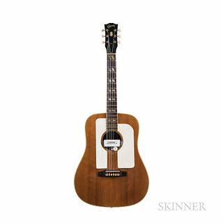 Gibson FJN Folk Singer Acoustic Guitar, c. 1964