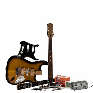 Guitar and Amplifier Parts