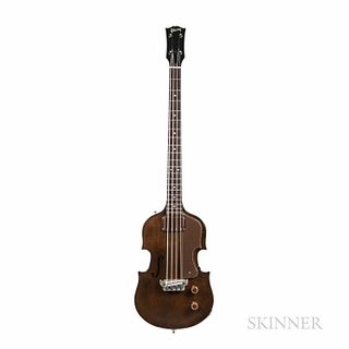 Gibson EB-1 Electric Bass Guitar, 1953