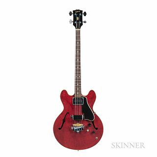 Gibson EB-2 Electric Bass Guitar, c. 1967