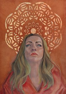 """""""Solace"""" by Alayne Sahar, Ambler, Pa"""