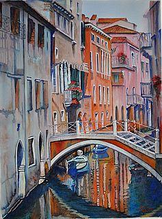 """Il Ponte (The Bridge)"" by Don Taylor, Panama City, FL"