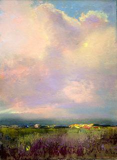 """Twilight"" by Eveline Miller, Beaufort, SC"