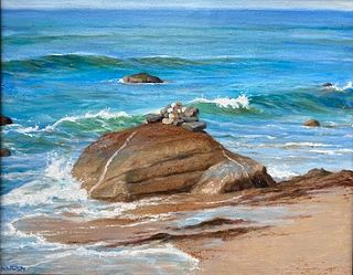 """""""Solidity Amidst Fluidity"""" by Laurie Harden, Boonton, N.J."""