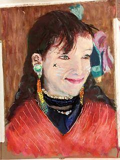 """""""Vietnamese Artisan"""" by Sheldon Marks, New York, NY"""