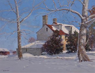 """""""There is a Season"""" by James Jackson, Medford, NJ"""