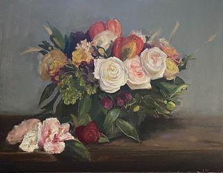 """""""Birthday Bouquet"""" by Sharon Pearsall, Bay Shore, NY"""