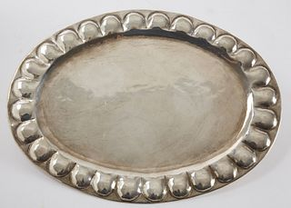 Mexico Sterling Tray