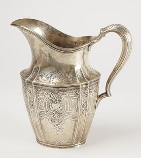 Tiffany Sterling Water Pitcher