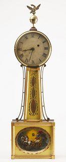 Early American Banjo Clock