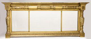 19th Century Mantle Mirror
