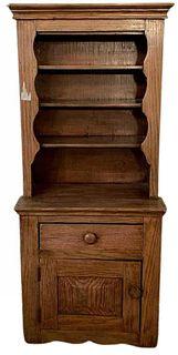 Wooden Miniature Cabinet