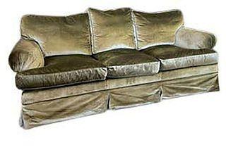 Christopher Hyland Upholstered Couch Fabric Reciept