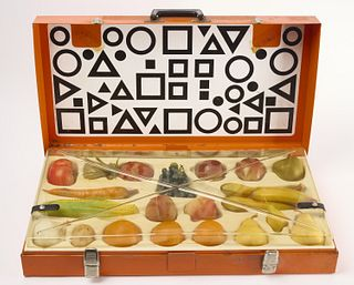 Plastic Fruit Teaching Aid