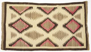 Two Native American Indian Rugs