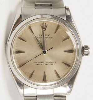 Rolex Oyster Perpetual Wrist Watch