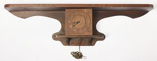 In the manner of Arthur Pequegnant Windsor Wall Clock