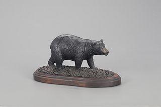 Stephen LeBlanc (b. 1955), Black Bear