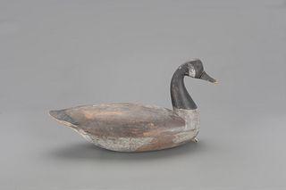 Canada Goose Decoy, Charles Birch (1867-1956)