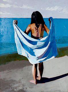 Lori Mehta, Beach Gaze