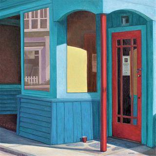Kenneth Hawkey, Alcove (Provincetown)
