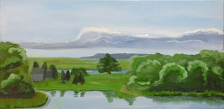 Rebecca Gmucs, View From Salt Pond