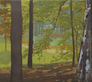 Abraham Storer, Foliage Screen