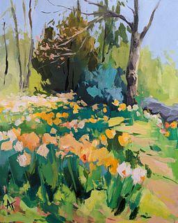 Anne Tochka, Spring Tree