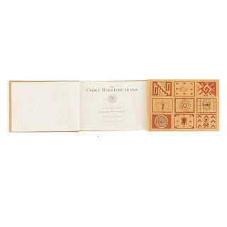 Nuttall, Zelia/ Boone, Elizabeth Hill. The Book of the Ancient Mexicans.../The Codex Magliabechiano... Berkeley,1903. En estuche.