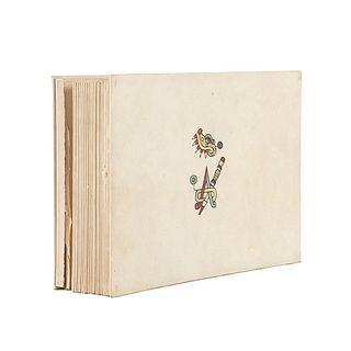 Nuttall, Zelia (Introducción). Codex Nuttall. Facsimile of an Ancient Mexican Codex. Cambridge, Massachusetts, 1902. Texto y facsimilar