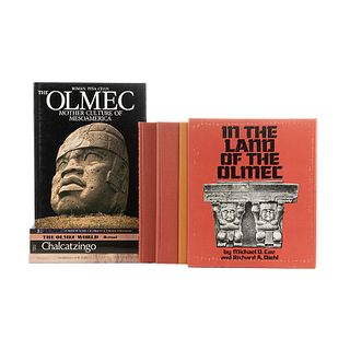 In the Land of the Olmec / The Olmec / The Olmec World / La Magia de la Risa y el Juego en el Veracruz Prehispánico ... Pz: 7.