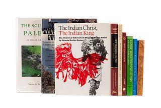 Culbert, Patrick/Robicsek, Francis/Gallenkamp, Charles... Maya Civilization/ Classic Maya Political History/ The Smoking Gods... Pzs: 9