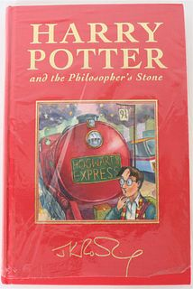 Harry Potter and the Philosopher's Stone 1999