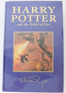 Harry Potter and the Goblet of Fire 2000
