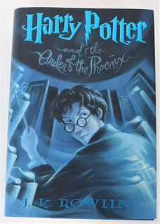 Harry Potter and the Order of the Phoenix 2003