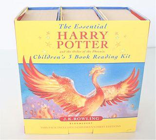 Essential Harry Potter Set in Slipcase 2003