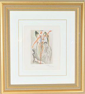Salvador Dali (1904-1989) Spain, Lithograph