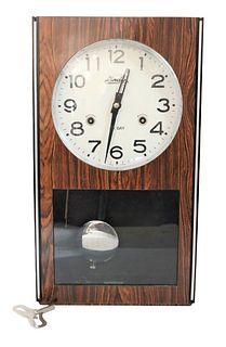 Linden 1 Day Clock